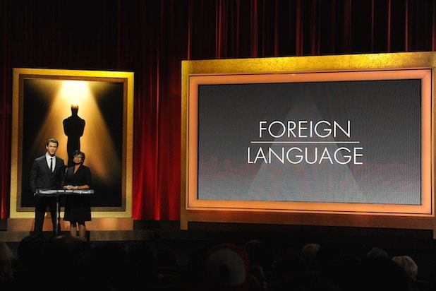 Oscars Foreign Language nominations