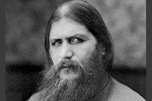 Gregori Rasputin Romanoff Romanov Russian Royal Family