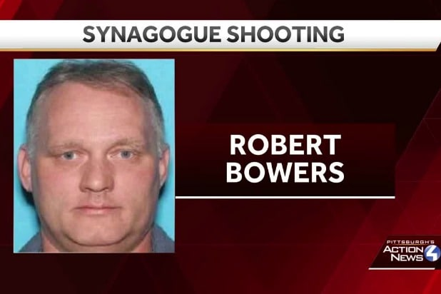 Robert Bowers Pittsburgh Synagogue Shooting