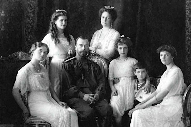 Romanoff Romanov Czar Nicholas Russian Royal Family