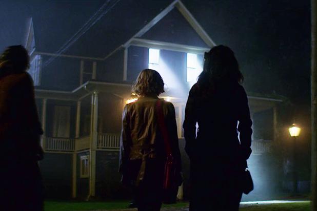 Sabrina Exorcist