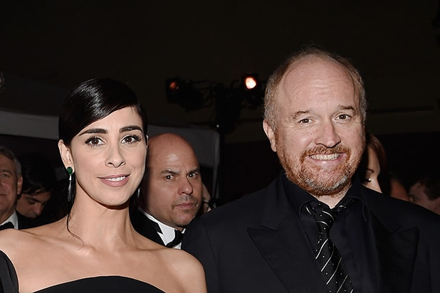 Sarah Silverman Says Louis CK Sometimes Masturbated in Front of Her, With Her Consent