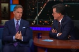 Jake Tapper/Stephen Colbert