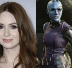 Karen Gillan Guardians of the Galaxy Avengers 4