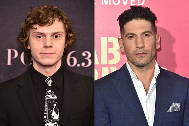Snow ponies evan peters jon bernthal