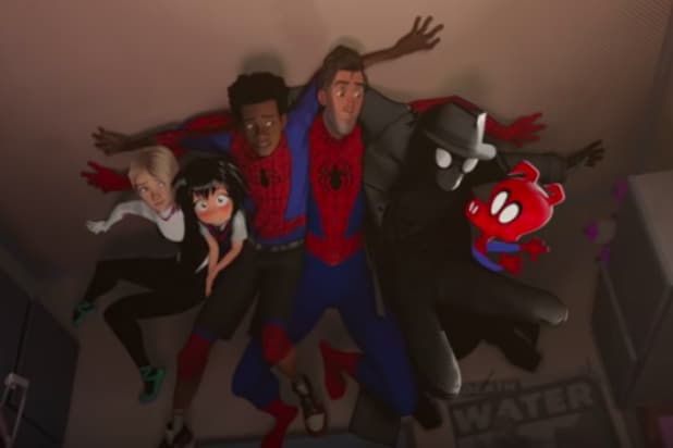 'Spider-Man: Into the Spider-Verse' trailer