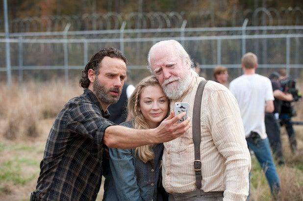Walking Dead' Stars Remember Scott