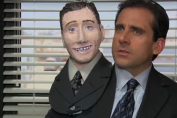 The Office Halloween