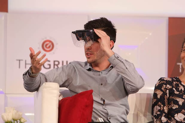 TheGrill 2018 Innovators Panel Matt Stern