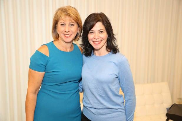 Sharon Waxman Christine Bragan TheGrill 2018