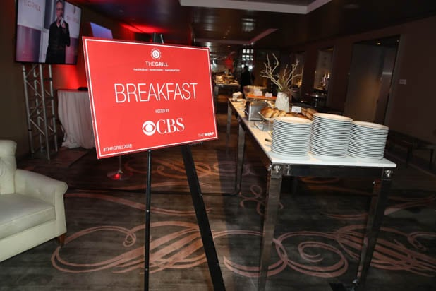 TheGrill 2018 Breakfast sponsored by CBS