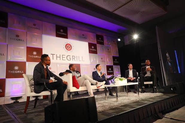 TheGrill 2018 Esports panel