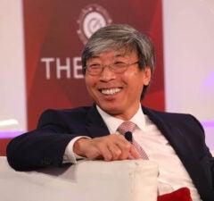 TheGrill Dr. Patrick Soon-Shiong Los Angeles Times