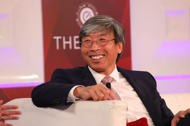 TheGrill Dr. Patrick Soon-Shiong Los Angeles Times