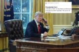 Trump Message