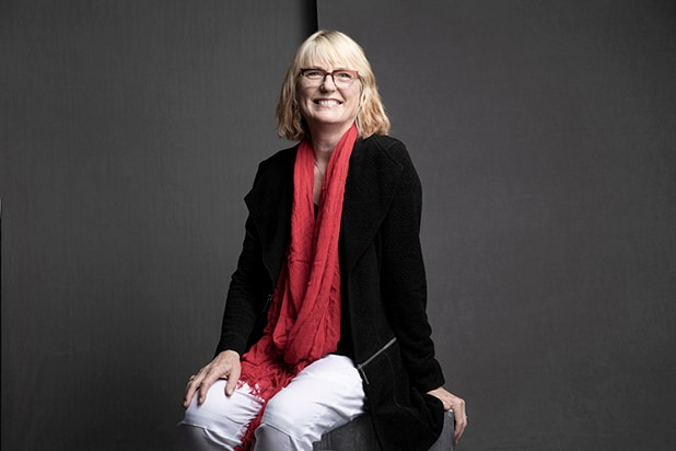 Victoria Burrows, The Wrap: The Grill