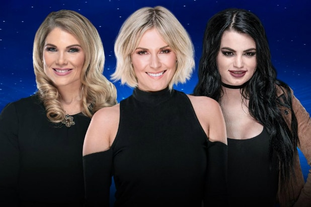 Evolution': WWE Reveals Announce Team for First-Ever All