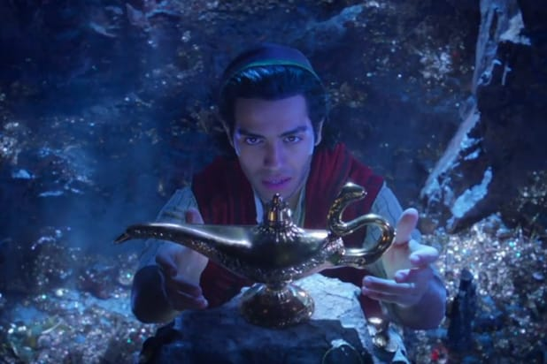 aladdin teaser Mena Massoud