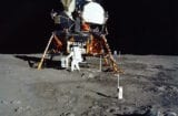 apollo 11 first man moon landing