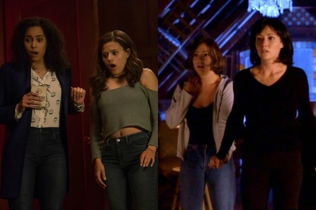 charmed reboot original series