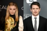 Jack O' Connell Chloe Grace Moretz Love is a Gun