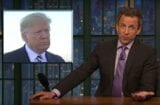 late night with seth meyers donald trump is both a liar and also stupid