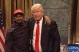 saturday night live snl alec baldwin donald trump kanye west