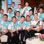 thai soccer team ellen degeneres Zlatan Ibrahimović