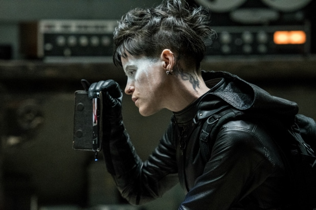 The Girl in the Spider's Web' Film Review: Claire Foy's Lisbeth