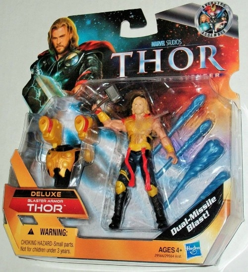 thor action figure 2011