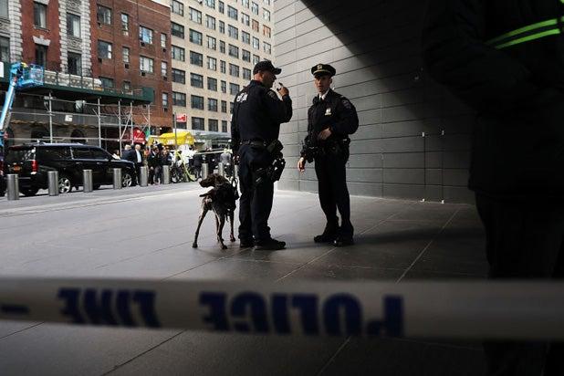 cnn time warner center bomb scare