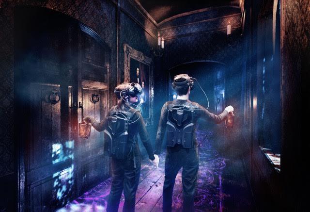 Tyffon location-based virtual reality