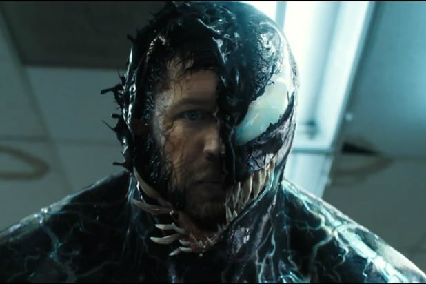 venom tom hardy why is woody harrelson in this movie carnage