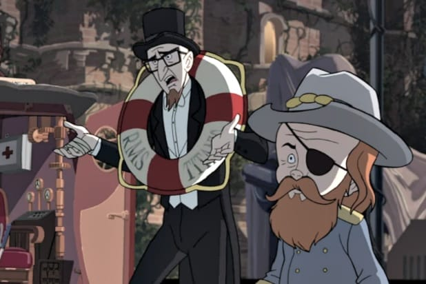 The Venture Bros Wait Is Time Travel At The Center Of Everything