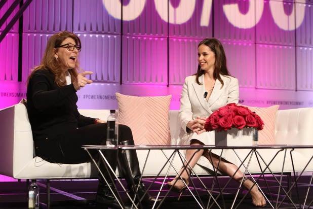 power women summit stacy smith felicity jones