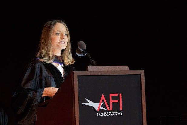 Jodie Foster AFI
