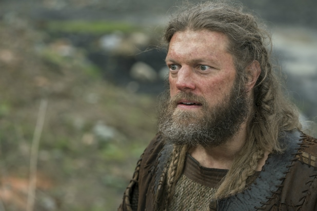Adam Copeland -- aka WWE's Edge -- on 'Vikings'