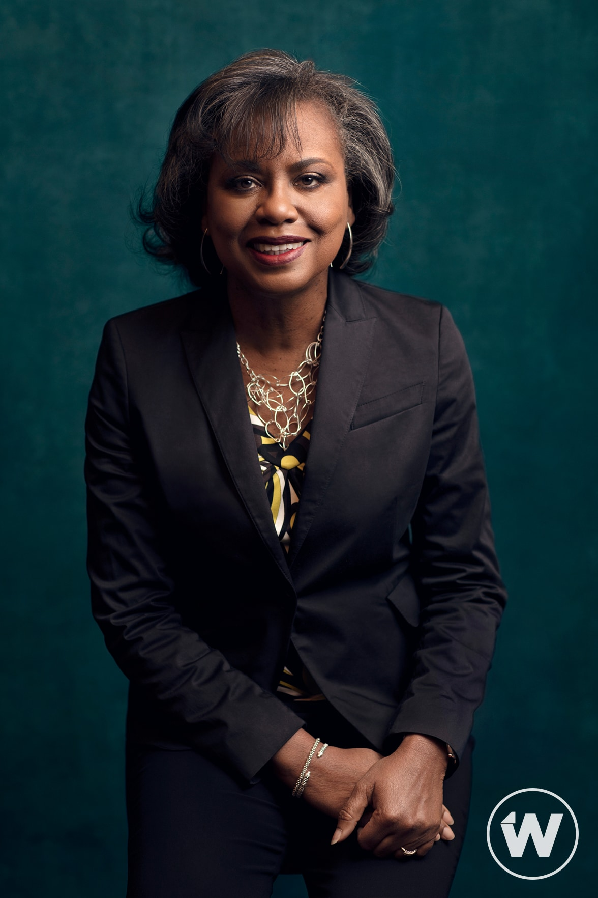 Anita Hill, Power Women Summit