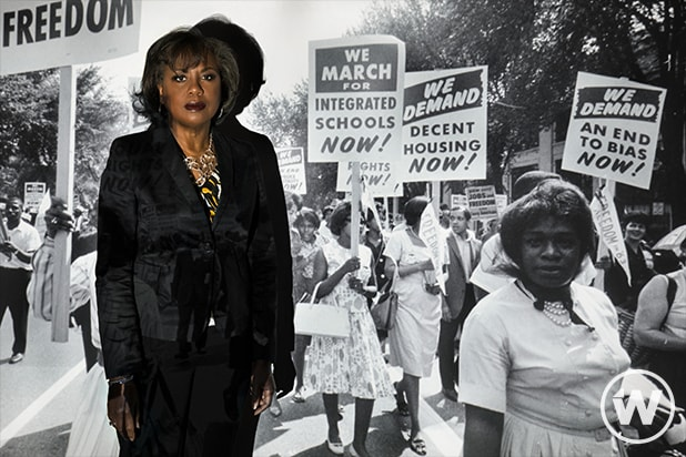 Anita Hill, Power Women Summit