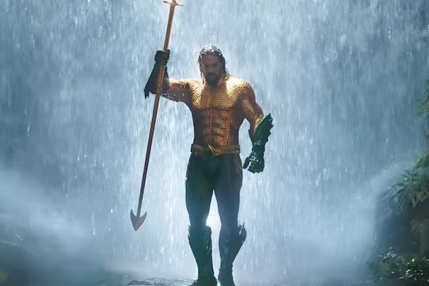 Aquaman' Opens to Record $24 6 Million in China at Friday