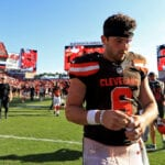 7209dae0d Baker Mayfield Partners With Barstool Sports for Special Olympics Campaign
