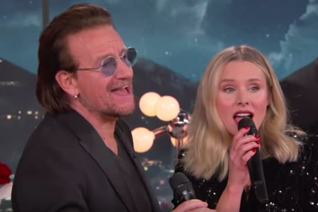 Jimmy Kimmel and His Celebrity Friends Sing 'We're Going to Hell' (Video)
