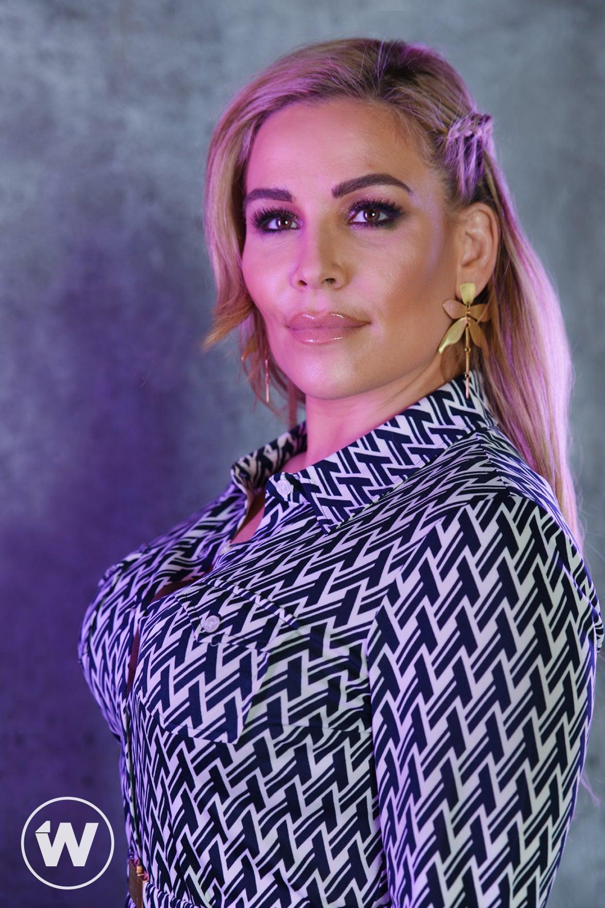 Natalie Neidhart, Total Divas