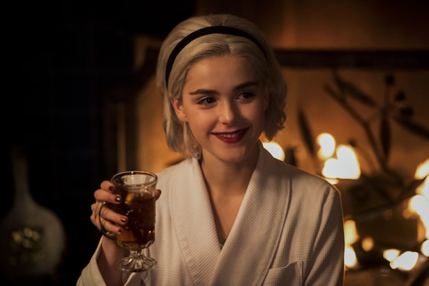 Chilling Adventures of Sabrina a midwinters tale