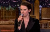 Claire Foy - The Tonight Show