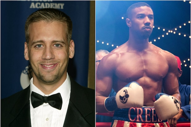Creed II Max Kellerman