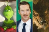 Benedict Cumberbatch Grinch Smaug