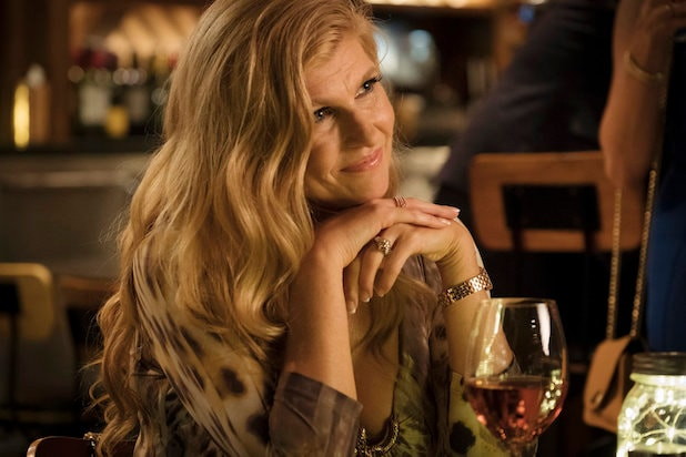 Connie Britton Explains Her Plan to Keep You From Screaming at