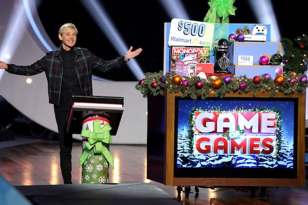 Nbc Sets Holiday Specials Schedule Ellens Game Of Games Deal