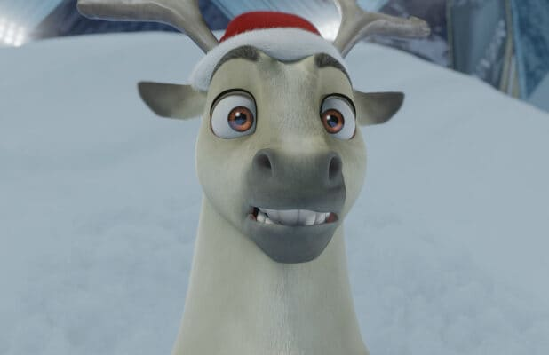 Elliot the Littlest Reindeer' Review: Animated Film is Muddled
